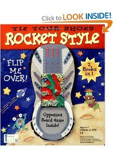 Tie Your Shoes: Rocket Style/Bunny Ears: IKids, Linda Solovic