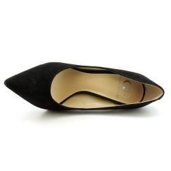 Kelsi Dagger Womens Karmine Regular Suede Dress Shoes
