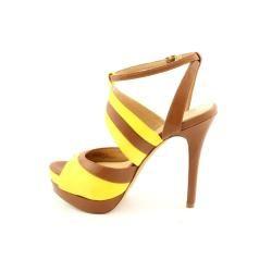 Jessica Simpson Womens Eman Kid Suede Sandals