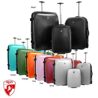 Heys USA XCase XL 3 piece Lightweight Luggage Set