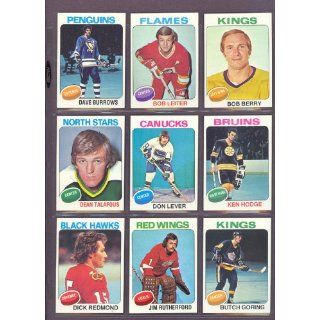 1975 Topps #196 Bob Berry Kings (Mint) Collectibles