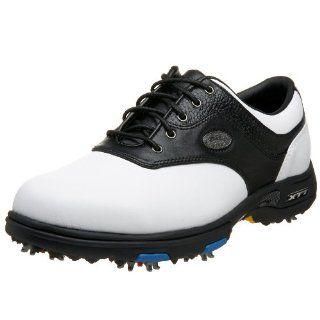 Callaway Mens XTT LT Golf Shoe,White/Black,17 M US Shoes