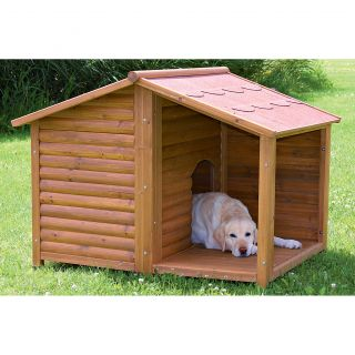 rustic dog house l compare $ 399 99 today $ 269 99 save 33 % 1 0 1
