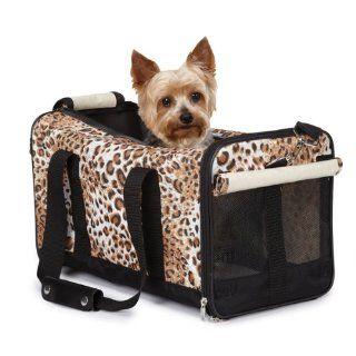 Casual Canine Nylon Animal Prin Small Pe Duffle Bag