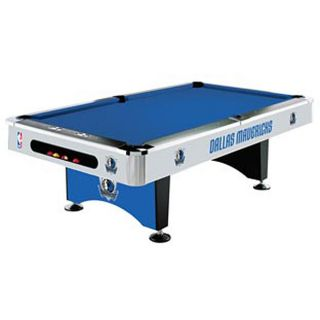 Dallas Mavericks Pool Table with Free Installation
