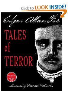 Tales of Terror from Edgar Allan Poe Edgar Allan Poe, Michael McCurdy