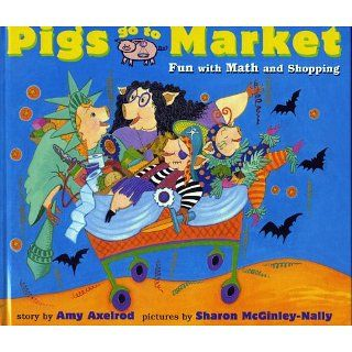 Pigs Go o Marke Fun wih Mah and Shopping (Pigs Will Be Pigs) Amy
