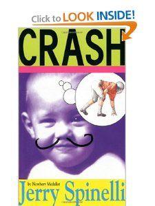 Crash Jerry Spinelli 9780440238577 Books