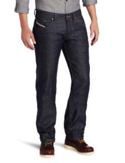 Diesel Mens Larkee Regular Fit Straight Leg Jean