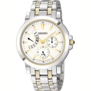 Seiko Mens Le Grand Sport Two tone Watch