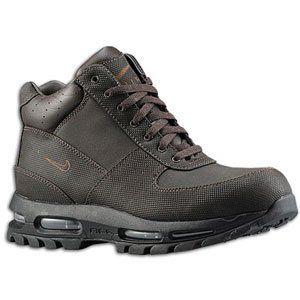 200] Velvet Brown/Velvet Brown Black Mens Shoes 429744 200 8 Shoes