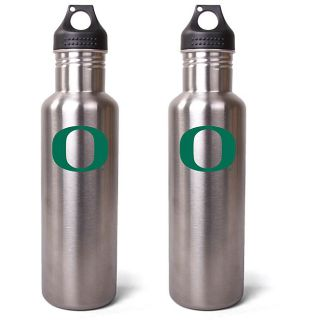 Oregon Ducks 27 oz Stainless Steel Water Bottles (Pack of 2) Today $