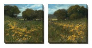 Summer Walk Series Gallery wrapped Canvas Art Set Today $139.99
