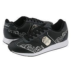 Baby Phat Lady Cat Black/Silver