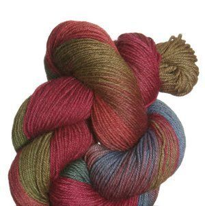Lornas Laces Yarn Shepherd Worsted Print Tuscany 403 Home