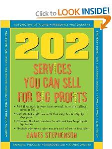 202 Services You Can Sell For Big Profits James Stephenson