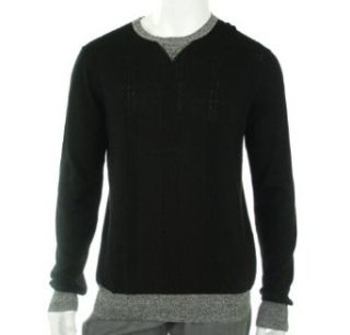Sean John Crew Neck Sweater: Clothing