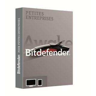 Bitdefender pour PME 1 an   1 serveur et 5 postes   Achat / Vente