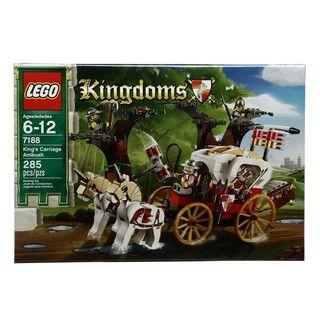 LEGO 4611550 Kings Carriage Ambush Toy Set