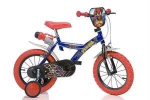 Avis SPIDERMAN Vélo Garçon 4 à 7 ans 143GS3 –