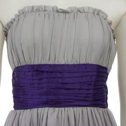 Betsey Johnson Womens Eve Ombre Teen Vogue Dress