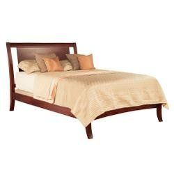 Modus Furniture Nevis King Size Low Profile Sleigh Bed