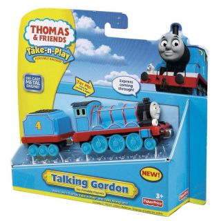 Fisher Price Thomas and Friends Talking Gordon Toy Train Engine