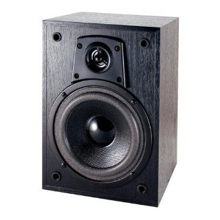 Dual LS205EB 5.25 2 Way Bookshelf Speaker Each