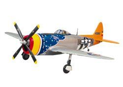 P 47D Thunderbolt Giant Scale Kit Toys & Games