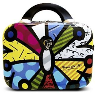 Heys Britto Butterfly 12 Beauty Luggage B700 12 Clothing