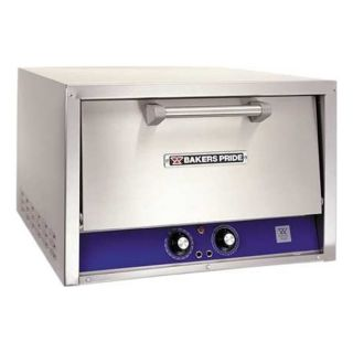 Bakers Pride P22S Electric Deck Oven, Single, L 28 In