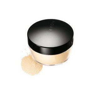 Avon Ideal Flawless Loose Powder Medium 18g .63 Oz Beauty