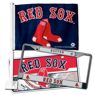 Boston Red Sox Automotive Fan Pack