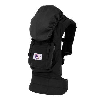 ERGObaby Organic Baby Carrier in Black