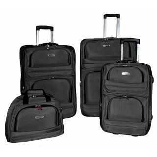 Kenneth Cole Higher Limits 4 piece Luggage Set
