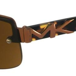 Michael Kors MKS404 Womens Rimless Sunglasses