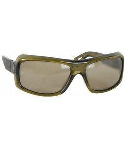 Spy Le Baron Clear Olive Sunglasses