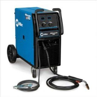 252 MIG Welder 208/230 Volt, 1 Phase, 60 Hz With 250 Amp .030   .035