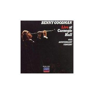 Live at Carnegie Hall   40th Anniversary Concert Benny