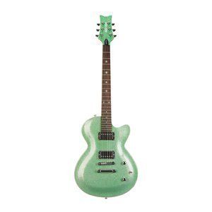 Daisy Rock Rock Candy Classic Electric Guitar, Atomic