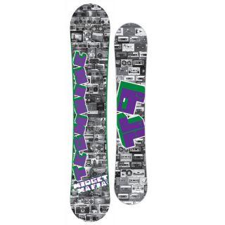 Technine Youth 144 Midget Mafia Purple Snowboard