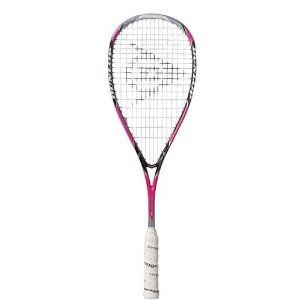 Dunlop Aerogel 4D Evolution F120 Squash Racquet: Sports