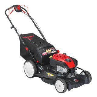 Troy Bilt 7.75 Ft Lbs Torque 21 Self Propelled Gas Push Mower