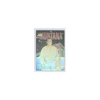 Joe Montana #/250,000 (Trading Card) 1991 Arena Holograms