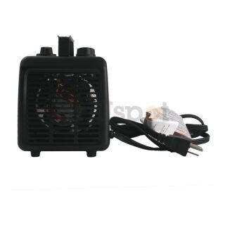 Dayton 3VU37 Electric Space Heater, Fan Forced, 120V,