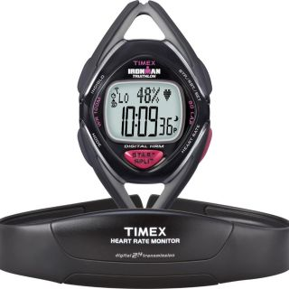 Timex Womens Ironman Heart Rate Monitor