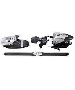 Fischer AMC Spirit Skis w/FS10 RF2 Bindings (140 cm)
