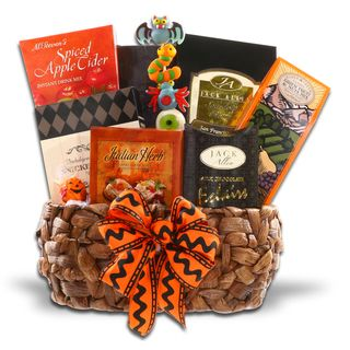 Alder Creek Gift Baskets Halloween Gourmet