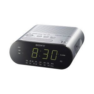 Sony ICF C218   Clock radio  Players & Accessories