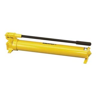 Enerpac P801 Hydraulic Hand Pump, 2 Speed, 249 cu in